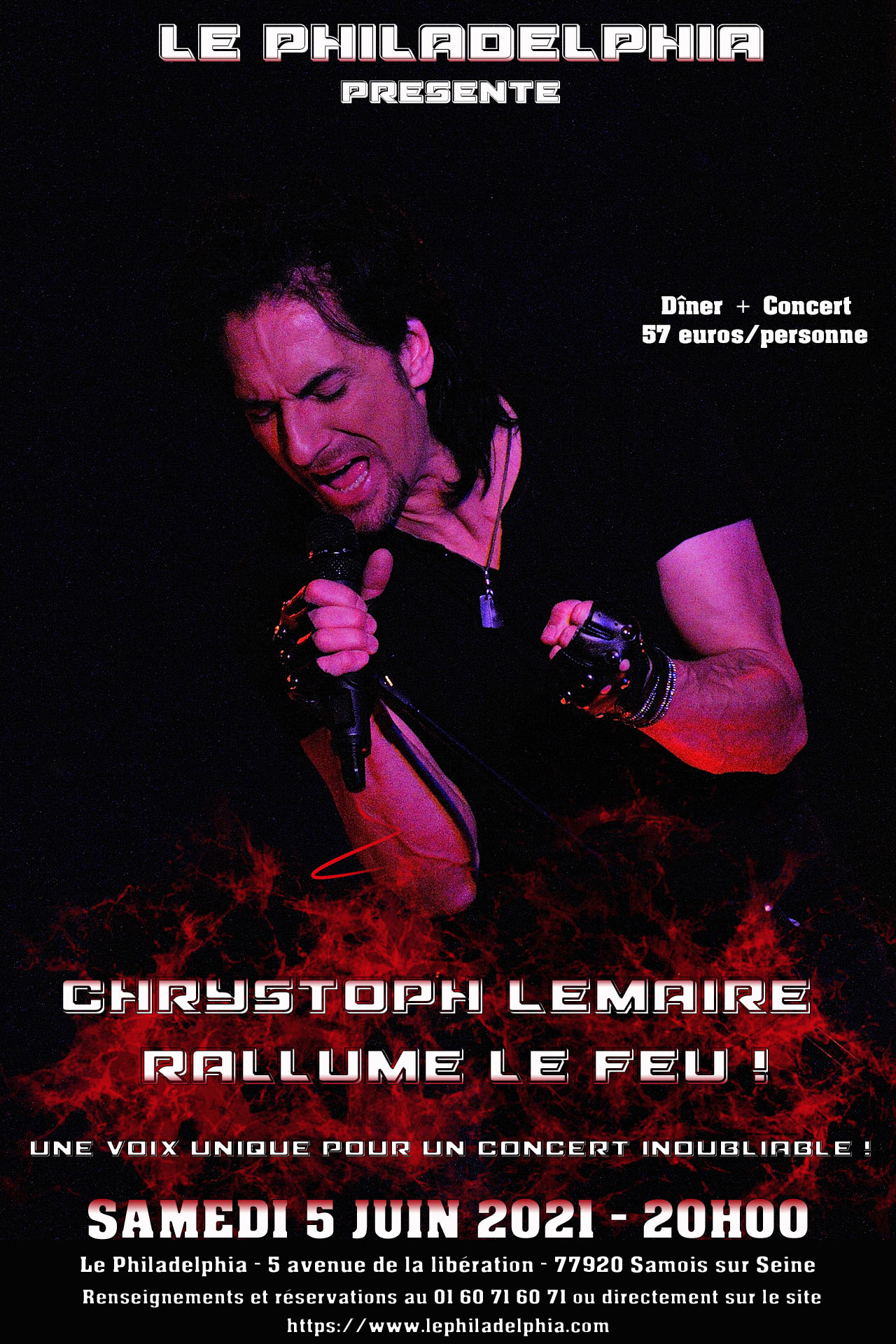 Chrystoph Lemaire rallume le feu !