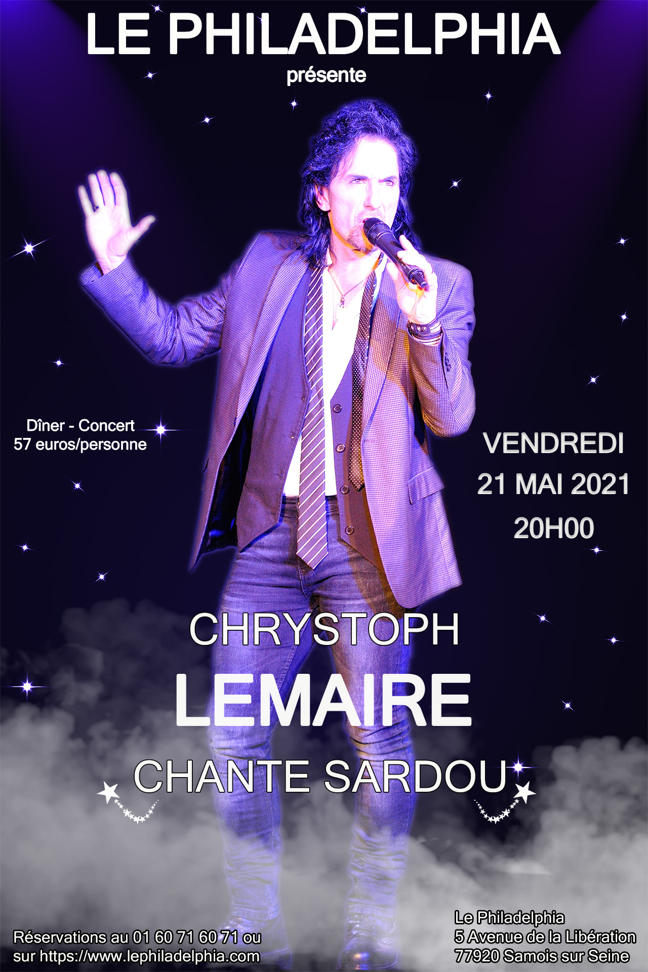 Chrystoph Lemaire chante Sardou