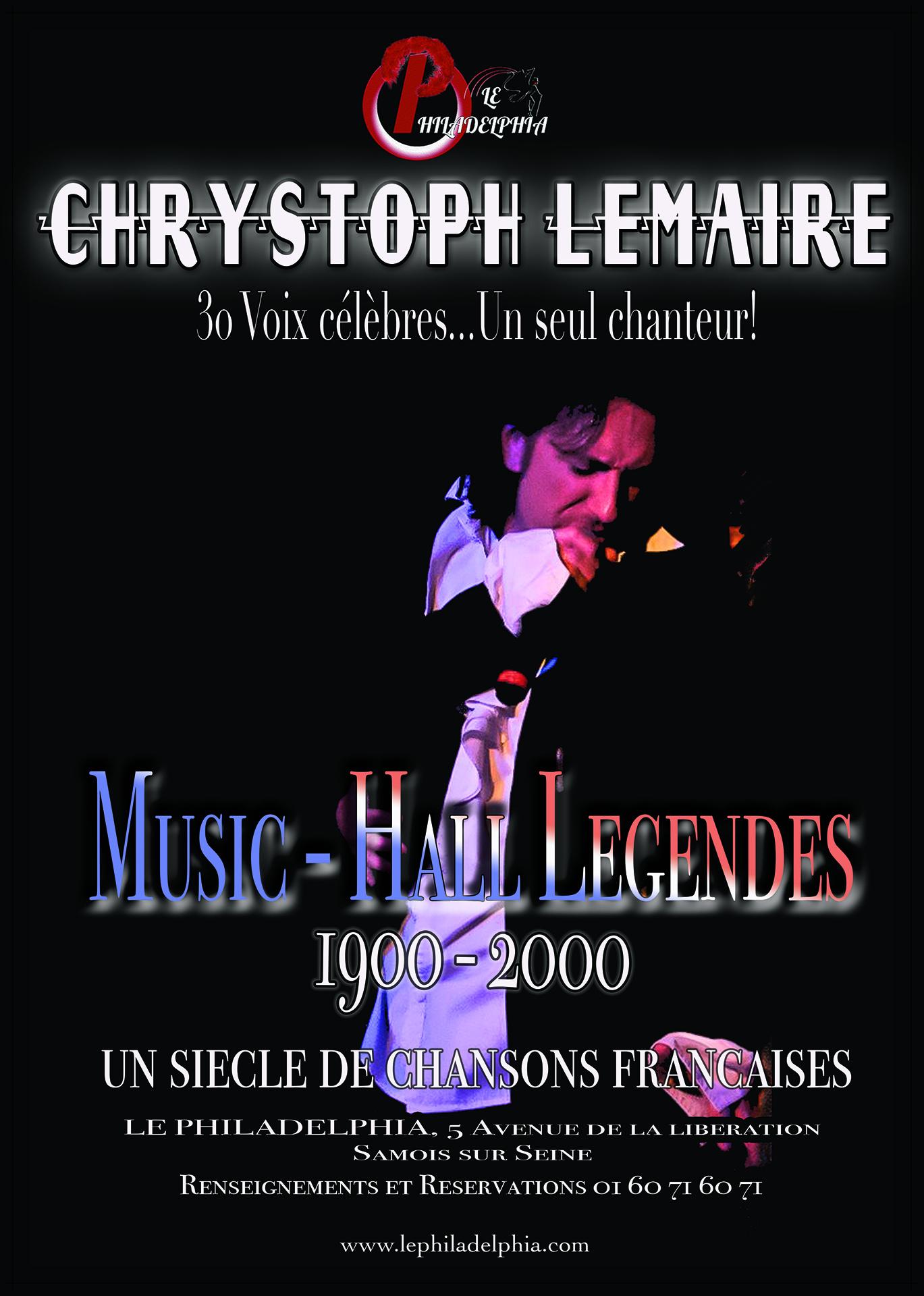 Music - Hall Légendes