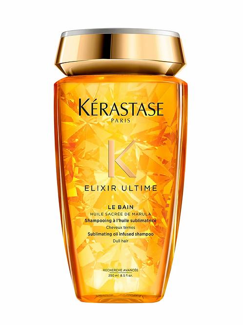 Shampoo Elixir Ultime Le Bain 250ml Kérastase