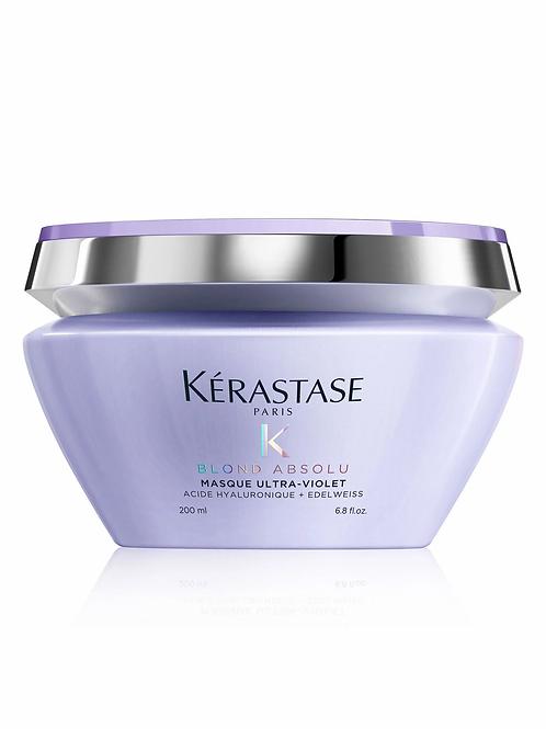 Máscara Blond Absolu Ultra-Violet 200 ml Kérastase