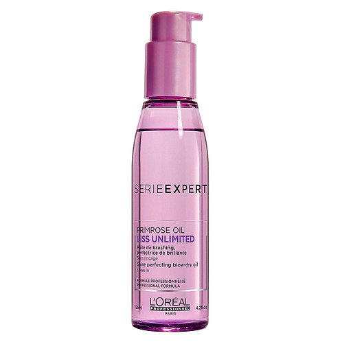 Serum puntas Unlimited L'Oréal. 125 ml.
