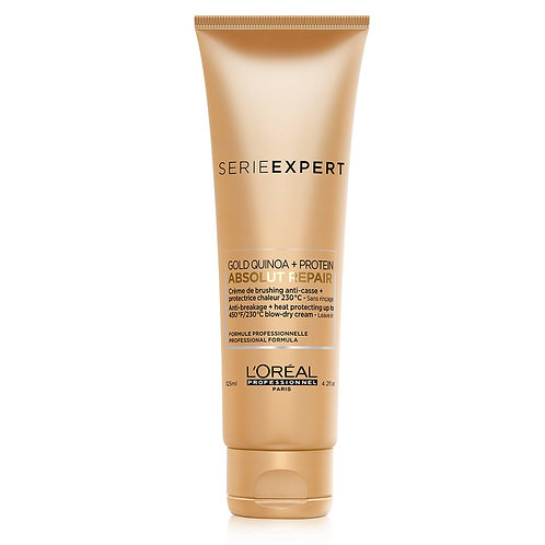 Crema Leave In Absolut Repair Gold 125 ml