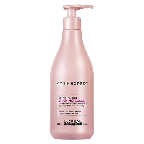 Shampoo Vitamino Color 500ml L'Oreal