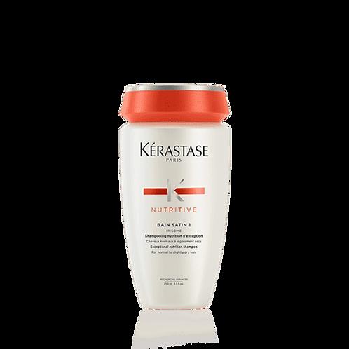 Shampoo Satin 1 250 ml Nutritive Kérastase