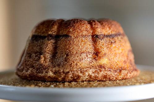 Cinnamon Coffee Cake - 'Bundtelett'