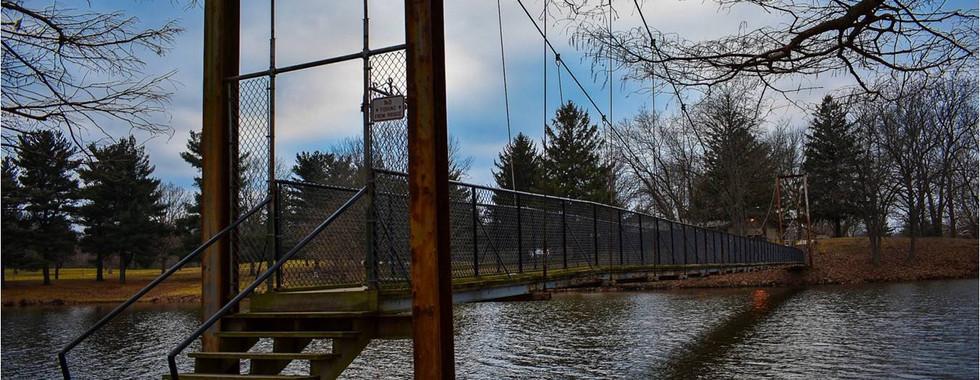 Lake of the Woods Bridge