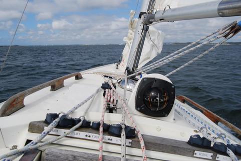 Segelschiff - Kompetenzfelder