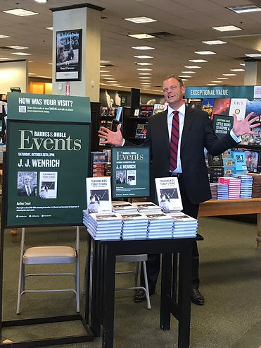 Jazz Hands at B&N Aliso Viejo