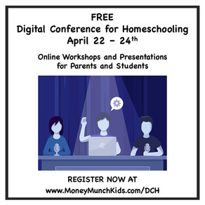Upcoming Digital Conference for Homeschoolers
