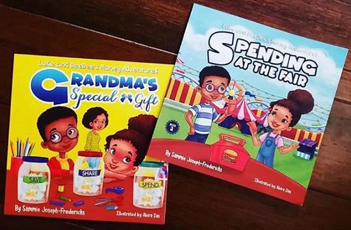 Books by Sammie Fredericks