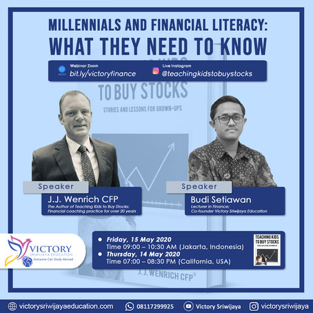 Personal Finance for Teens + Indonesia + Much More