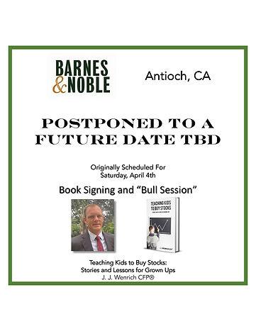 Antioch Barnes & Noble Postponed.jpg