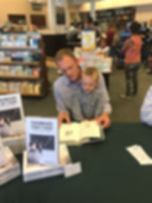 Hazard Center Book Signings with Olly