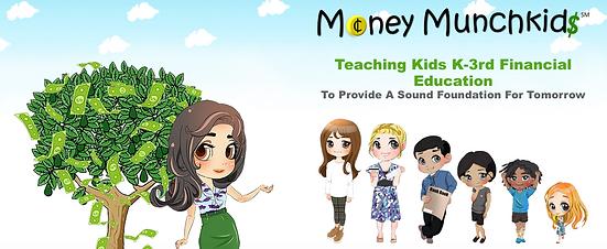 Money Munchkids Logo