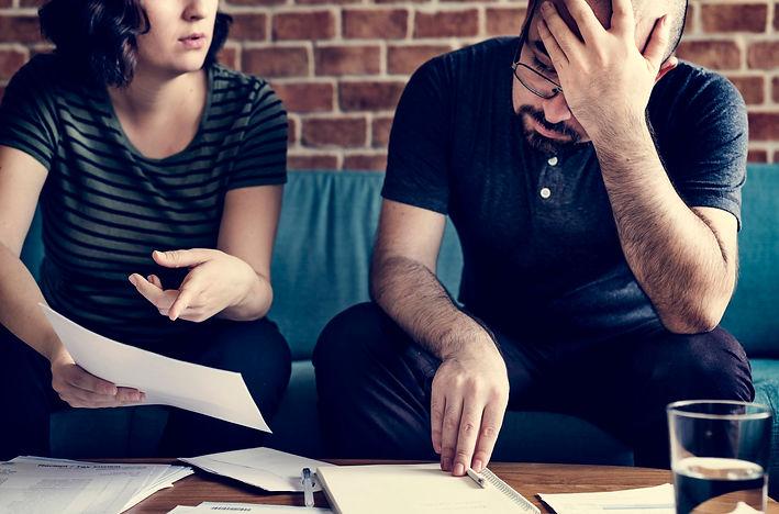 Debt Couple