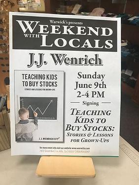 Warwicks Books La Jolla Weekends With Lo