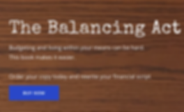 The Balancing Act Book