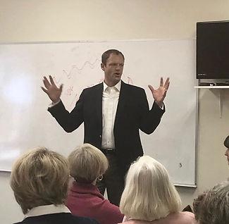 J. J. Wenrich Teachng Financial Wellness