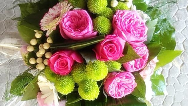 bouquet tendresse