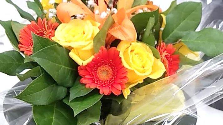 bouquet bulle divers coloris