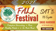 Look who's joining us at our Annual Fall Festival 2021