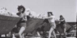 Dolgozó nők az Ein Harod kibuc kőfejtőjében, 1941 - fotó: GPO