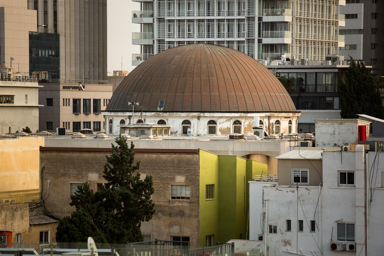 A nagy zsinagóga - fotó: Gabi Berger