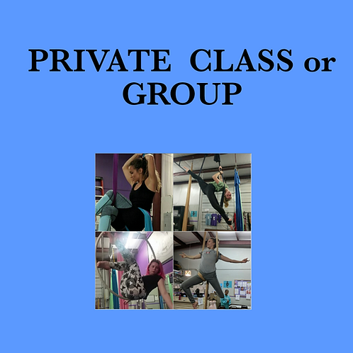 Private Group 1 hour class