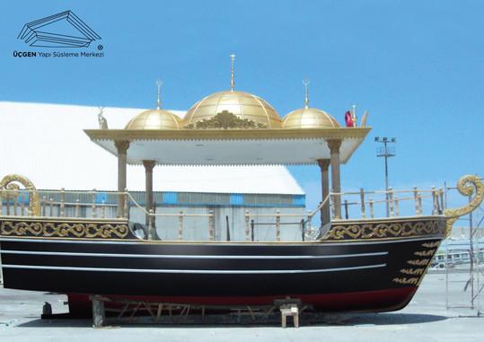 Amasra Reign Boat