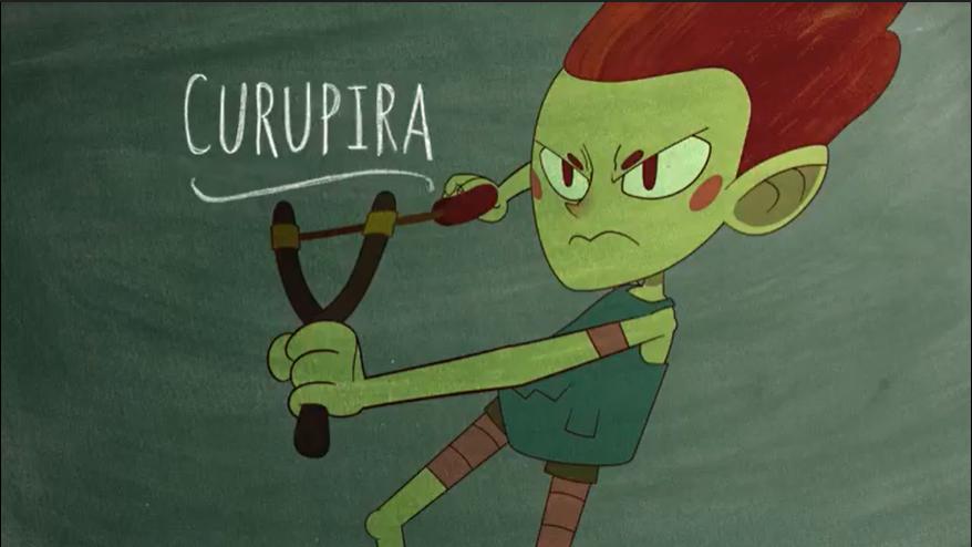 EP 02 CURUPIRA - ALÉM DA LENDA