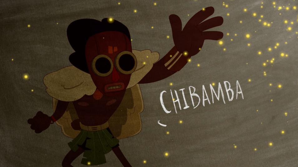 EP 07 CHIBAMBA E CABRA CABRIOLA - PARTE 2 - ALÉM DA LENDA