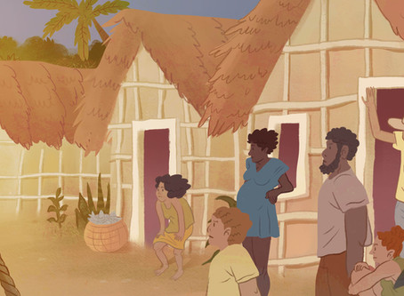 Animação pernambucana recria jornada épica de jangadeiros cearenses