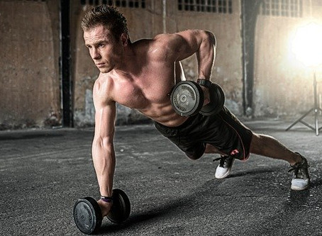 Advantages of Pre-Workout Supplements