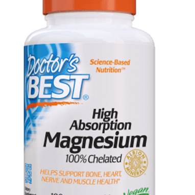 High Absorption Magnesium (100 mg Elemental)