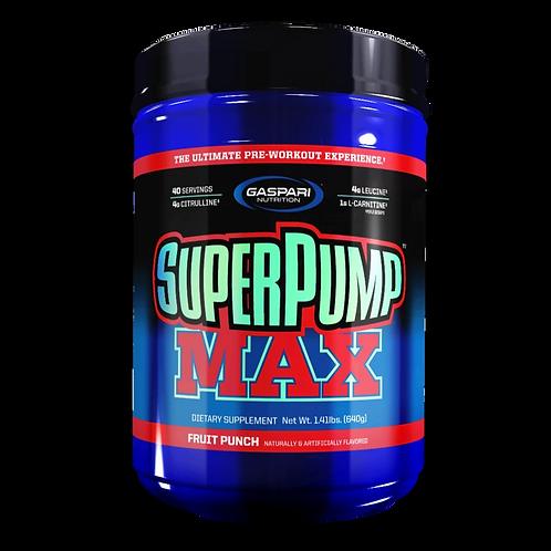 SUPERPUMP MAX - Fruit Punch Flavor