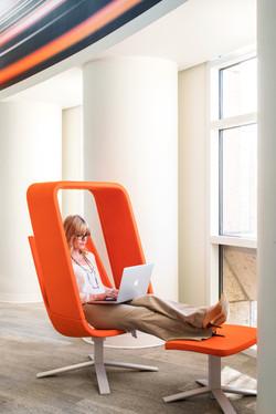 Create+Co : Autoweb-Haworth Seat