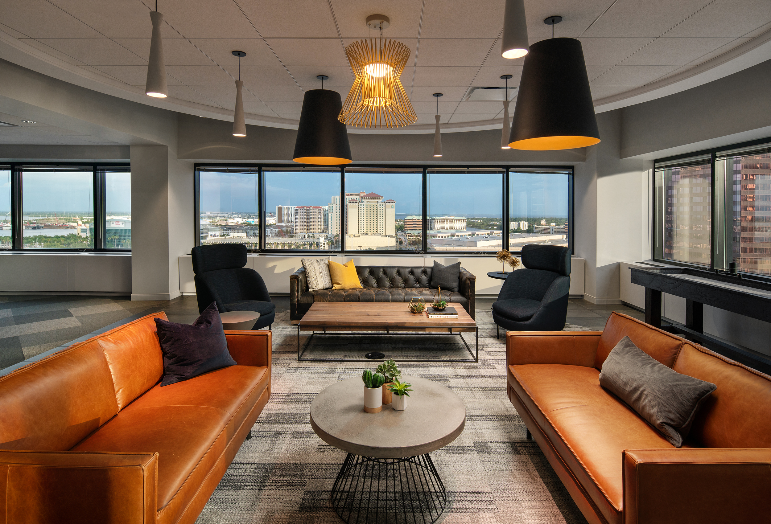 Create+Co : Wade Trim-Lounge