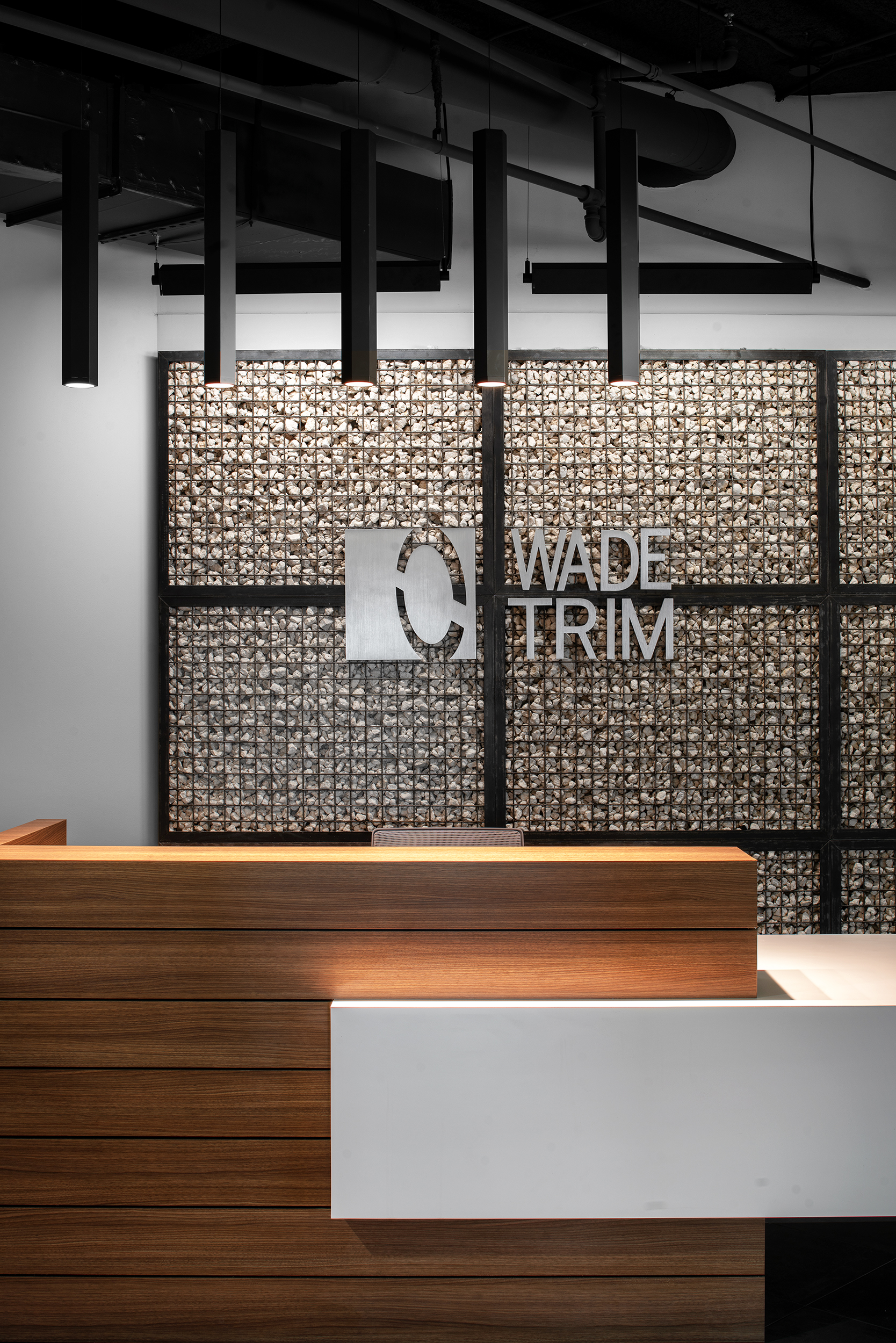 Create+Co : Wade Trim - Reception