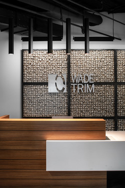 Create+Co : Wade Trim - Reception