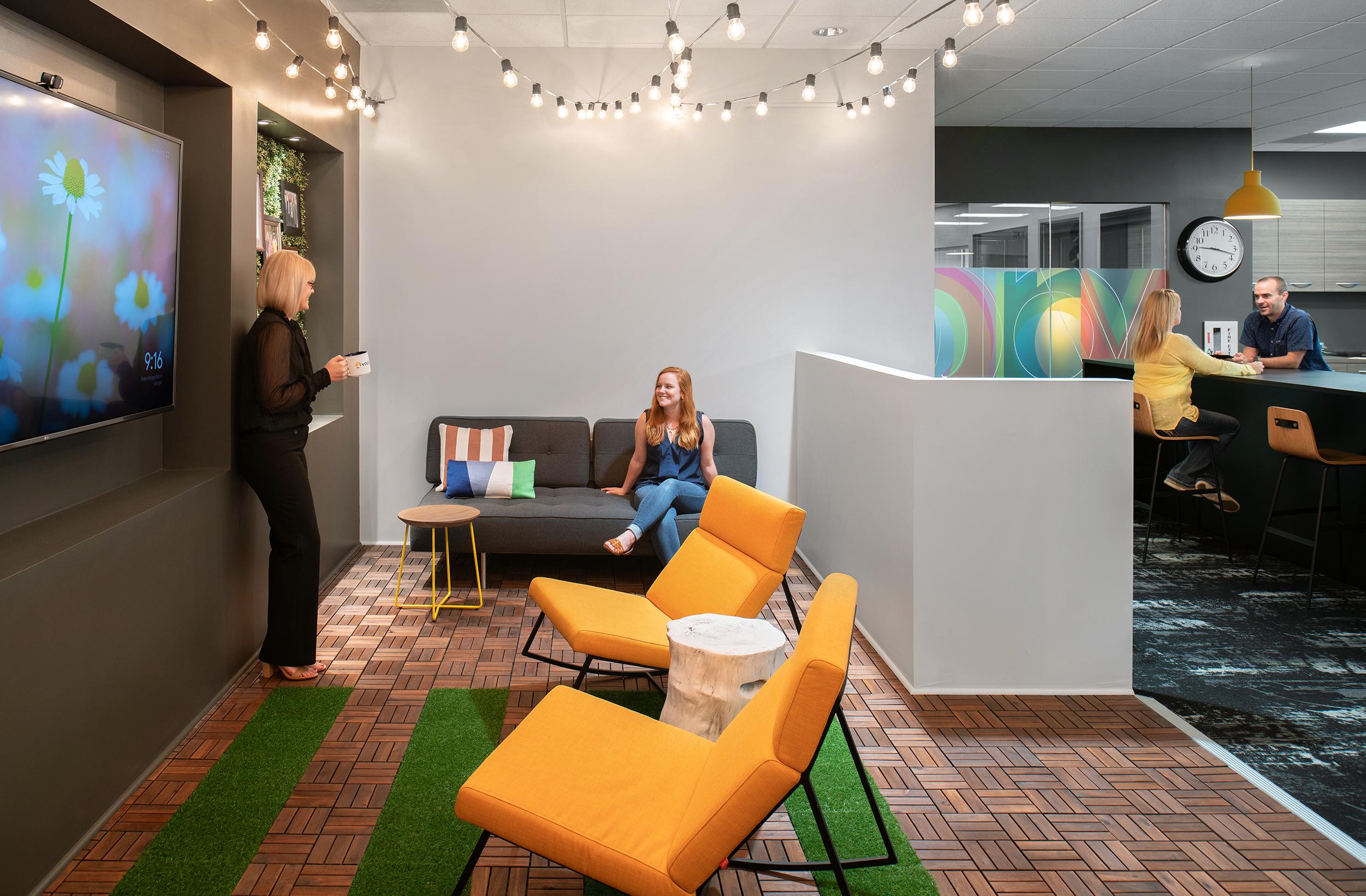Create+Co : Vaco-Open Office Patio