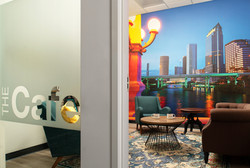 Create+Co : Vaco-Cafe Meeting Room