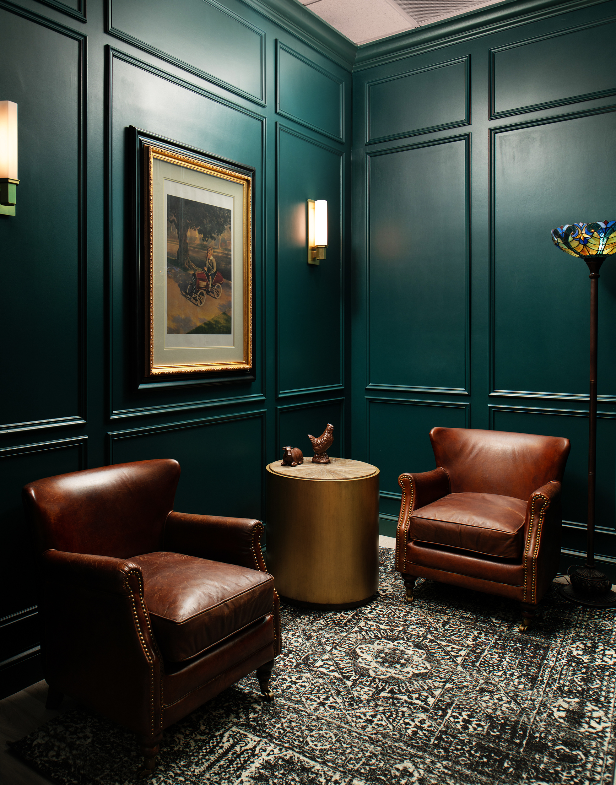 Create+Co : Vaco-Speakeasy
