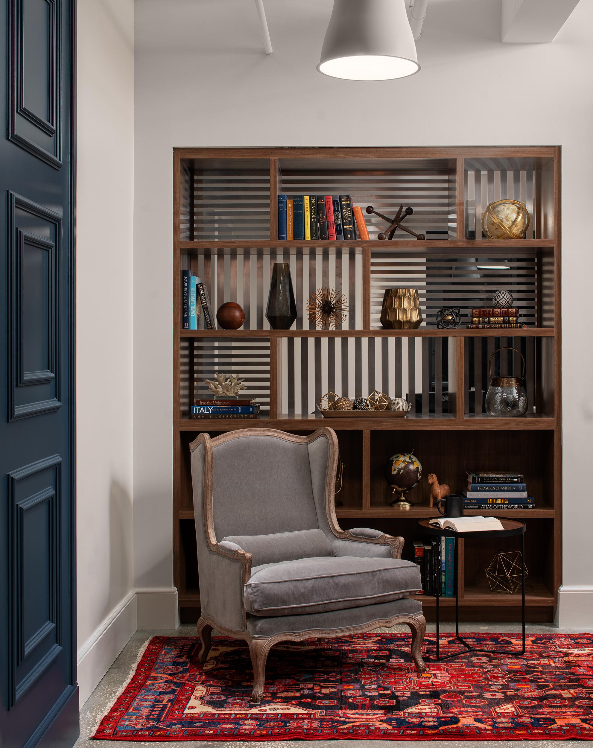 Create+Co : Petitt Worrell Lounge