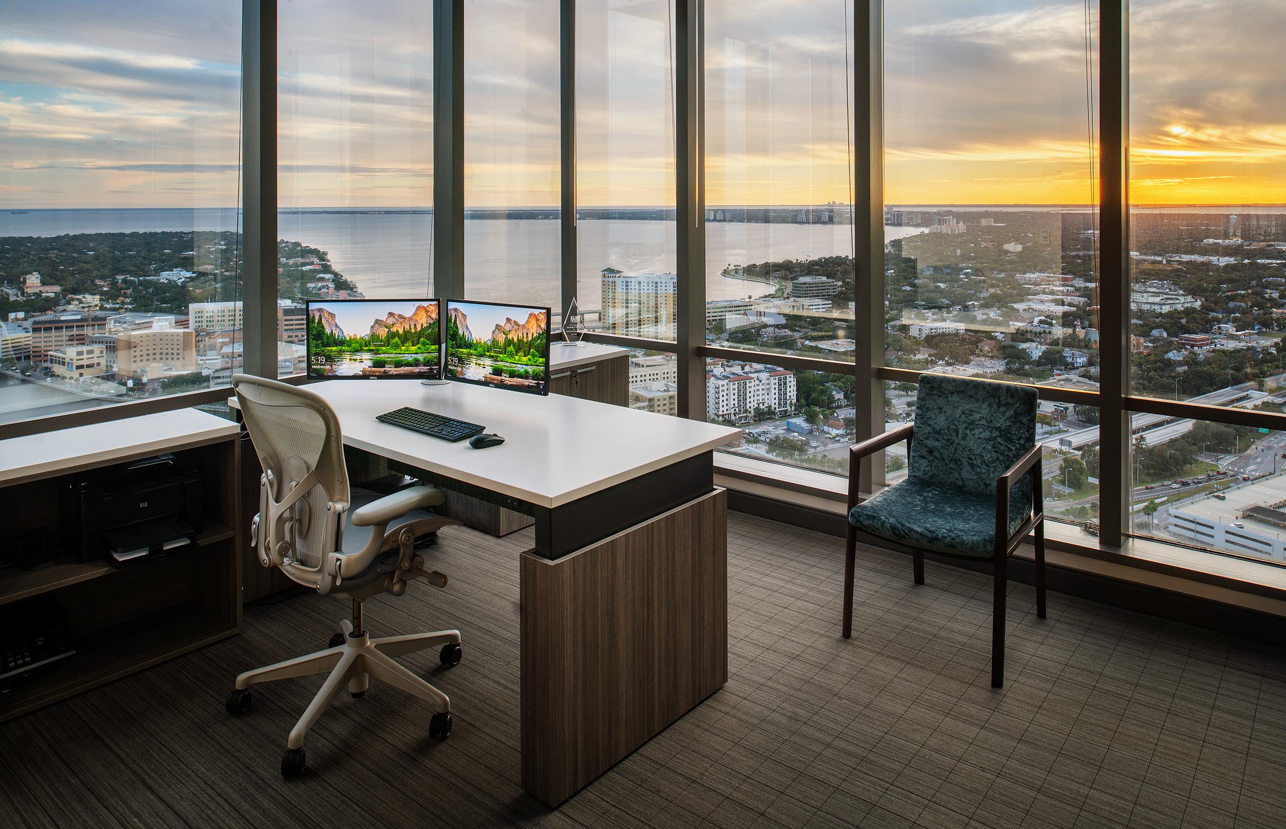 Create+Co : Petitt Worrell Office