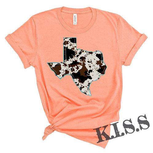 Cowhide Texas