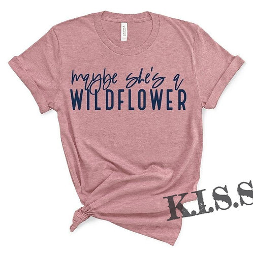 Maybe She's a Wildflower