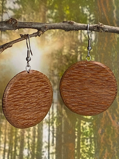 Lacewood Large Round (Macadamia Nut)