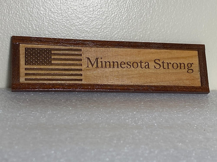 MN Strong Magnetic Sign