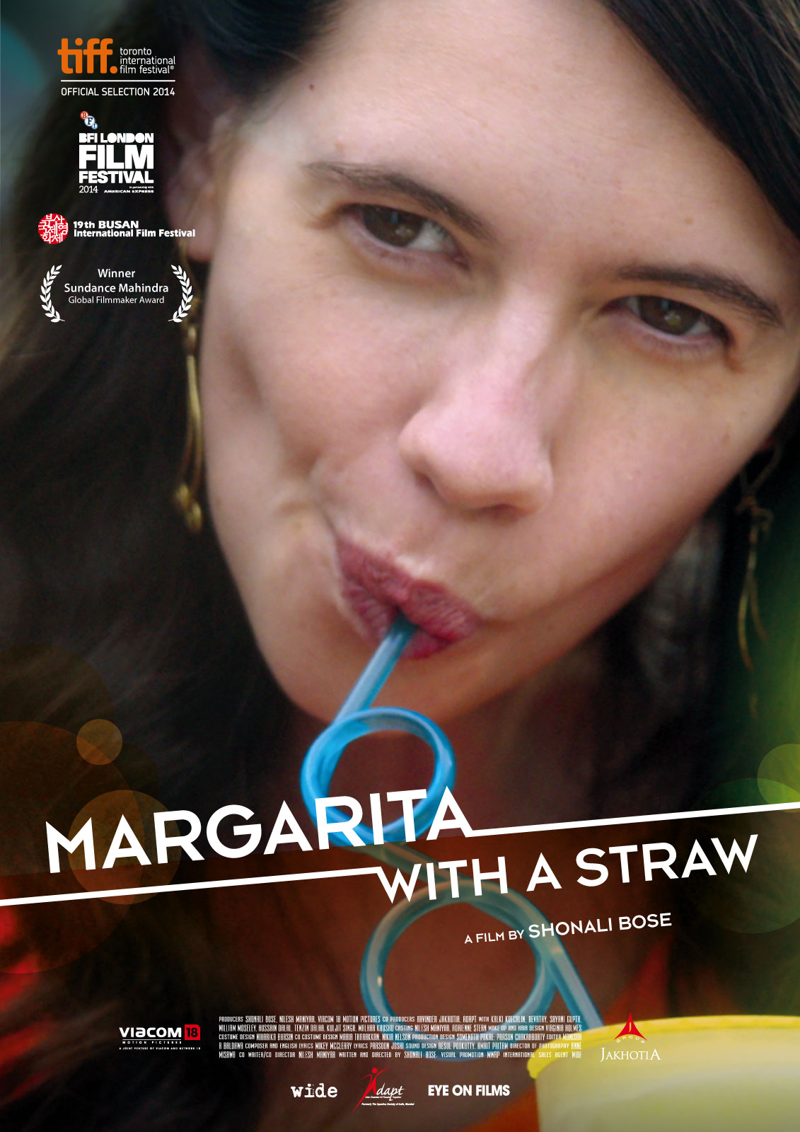 Feat/Margarita w A Straw (Hindi)